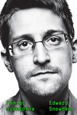 okładka Pamięć nieulotna, Ebook | Edward Snowden