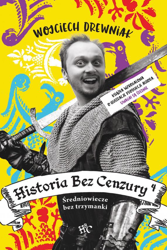 okładka Historia bez cenzury 4ebook | EPUB, MOBI | Wojciech Drewniak