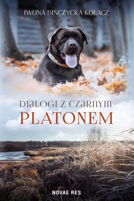 okładka Dialogi z czarnym Platonem, Ebook | Iwona Bińczycka-Kołacz
