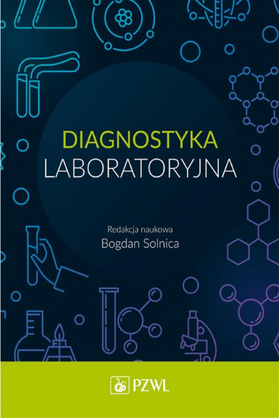 okładka Diagnostyka laboratoryjnaebook | EPUB, MOBI | Bogdan  Solnica