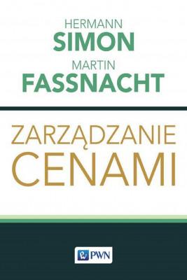 okładka Zarządzanie cenami, Ebook   Hermann Simon, Martin Fassnacht
