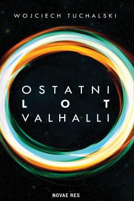 okładka Ostatni lot Valhalli, Ebook | Wojciech Tuchalski