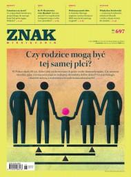 okładka ZNAK Miesięcznik nr 697 (6/2013). Ebook | EPUB,MOBI | autor zbiorowy