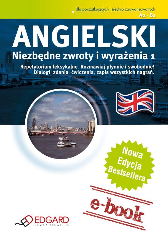 okładka Angielski - Niezbędne zwroty i wyrażeniaebook | EPUB, MOBI | autor zbiorowy