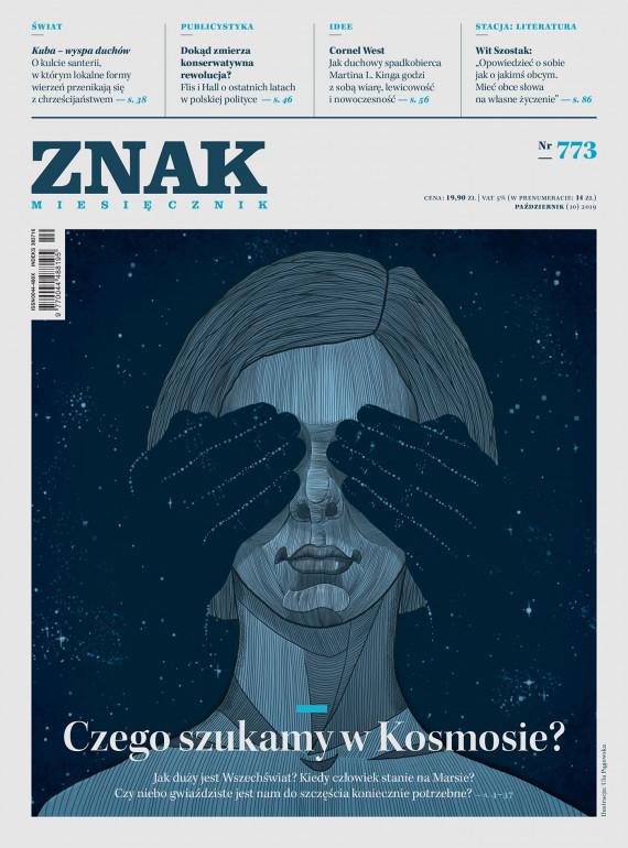 """okładka Miesięcznik """"Znak"""" nr 773ebook   EPUB, MOBI   autor  zbiorowy"""