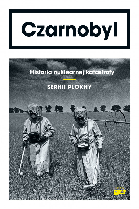 okładka Czarnobylebook | EPUB, MOBI | Serhii Plokhy