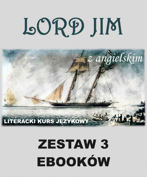 okładka 3 ebooki: Lord Jim z angielskim. Literacki kurs językowyebook   PDF   Joseph Conrad, Marta Owczarek, Arthur Conan Doyle