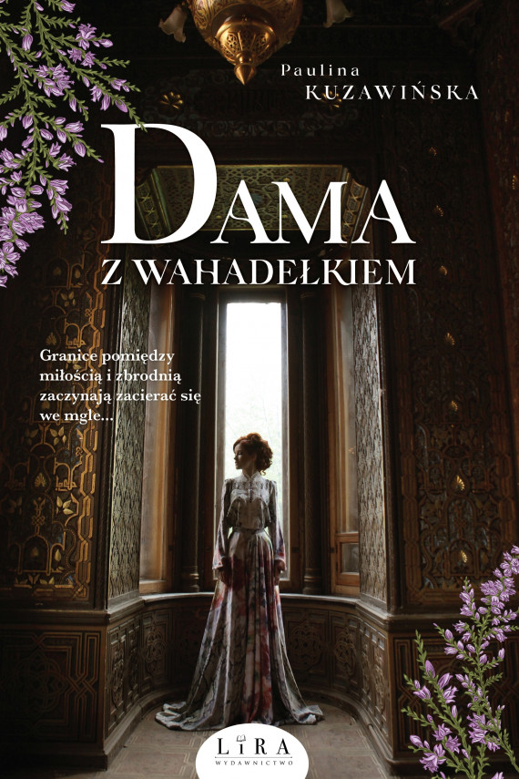 okładka Dama z wahadełkiemebook | EPUB, MOBI | Paulina Kuzawińska