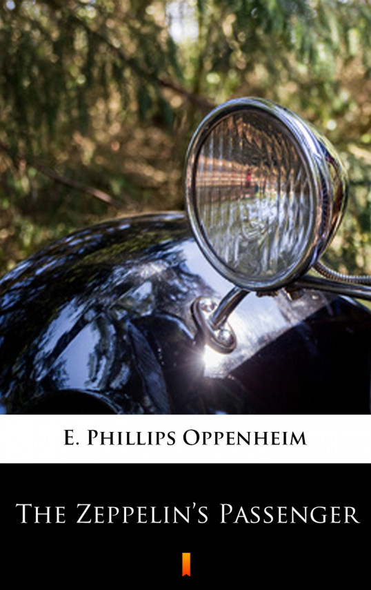 okładka The Zeppelin's Passengerebook | EPUB, MOBI | E. Phillips Oppenheim