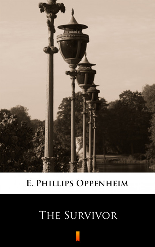 okładka The Survivorebook | EPUB, MOBI | E. Phillips Oppenheim