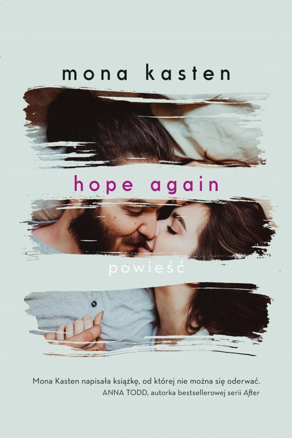 okładka Hope againebook   EPUB, MOBI   Mona  Kasten