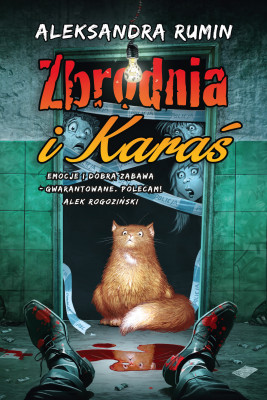 okładka Zbrodnia i Karaś, Ebook | Rumin Aleksandra