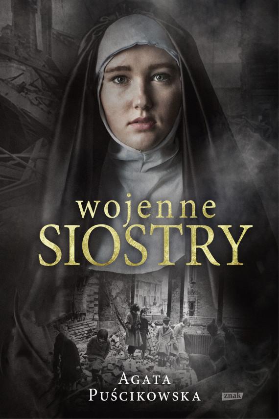 okładka Wojenne siostryebook | EPUB, MOBI | Agata Puścikowska