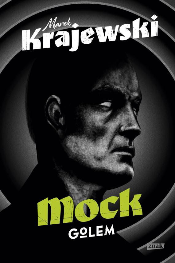 okładka Mock. Golemebook | EPUB, MOBI | Marek Krajewski