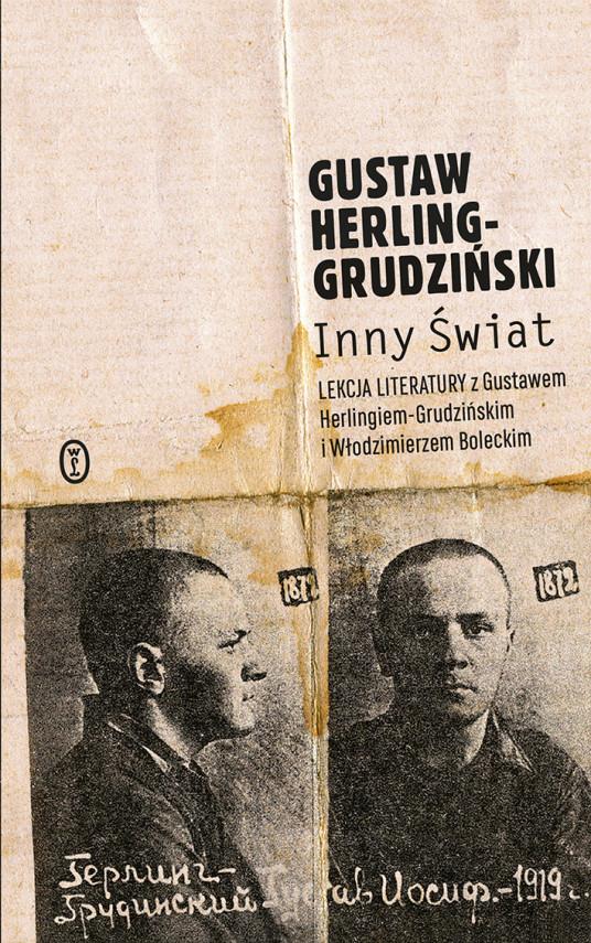 okładka Inny Świat. Zapiski sowieckieebook | EPUB, MOBI | Gustaw Herling-Grudziński