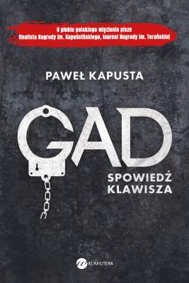 okładka Gad, Ebook | Kapusta Paweł