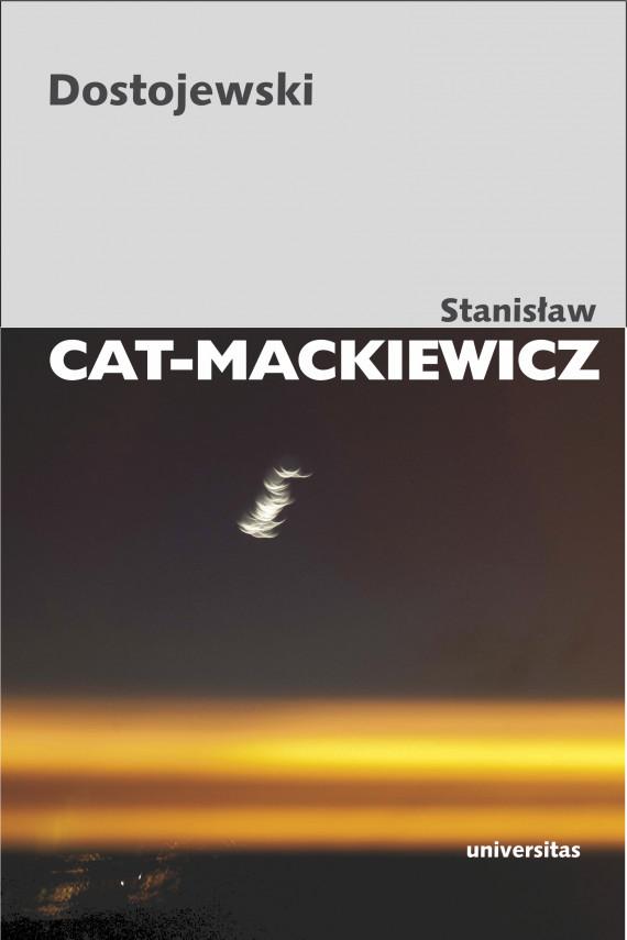 okładka Dostojewskiebook | EPUB, MOBI | Stanisław Cat-Mackiewicz