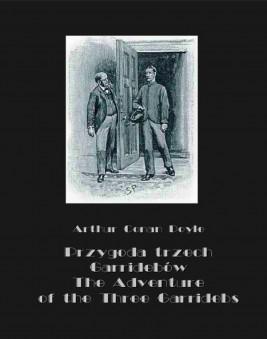 okładka Przygoda trzech Garridebów. The Adventure of the Three Garridebs, Ebook | Arthur Conan Doyle
