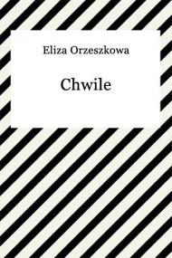 okładka Chwile. Ebook | EPUB,MOBI | Eliza Orzeszkowa