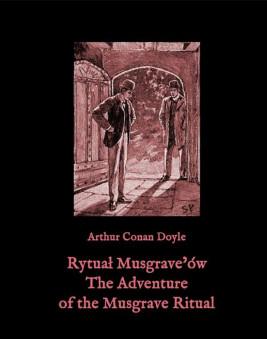 okładka Rytuał Musgrave'ów. The Adventure of the Musgrave Ritual, Ebook | Arthur Conan Doyle