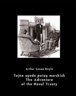 okładka Tajna ugoda potęg morskich. The Adventure of the Naval Treaty, Ebook | Arthur Conan Doyle