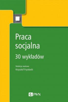 okładka Praca socjalna, Ebook | Krzyszto Frysztacki