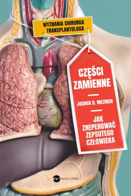 okładka Części zamienne, Ebook | Mezrich Joshua