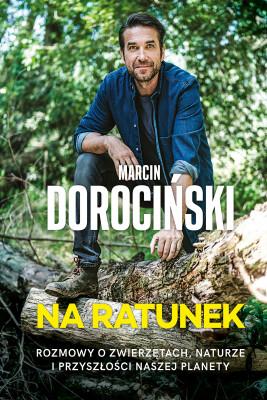 okładka Na ratunek, Ebook | Marcin Dorociński