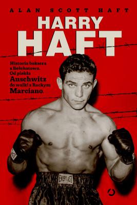 okładka Harry Haft, Ebook | Alan Scott Haft