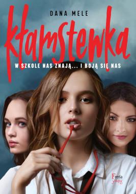 okładka Kłamstewka, Ebook | Dana Mele