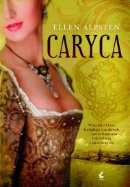okładka Caryca. Ebook | EPUB,MOBI | Ellen Alpsten