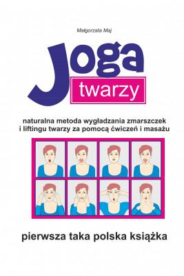 okładka Joga twarzy, Ebook   Małgorzata Maj