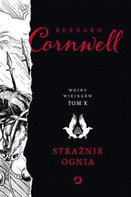 okładka Strażnik ognia, Ebook | Bernard Cornwell