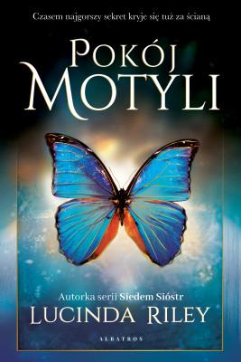 okładka POKÓJ MOTYLI, Ebook | Riley Lucinda
