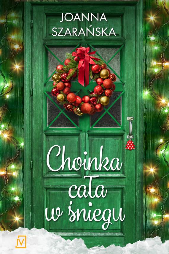 okładka Choinka cała w śnieguebook | EPUB, MOBI | Joanna  Szarańska