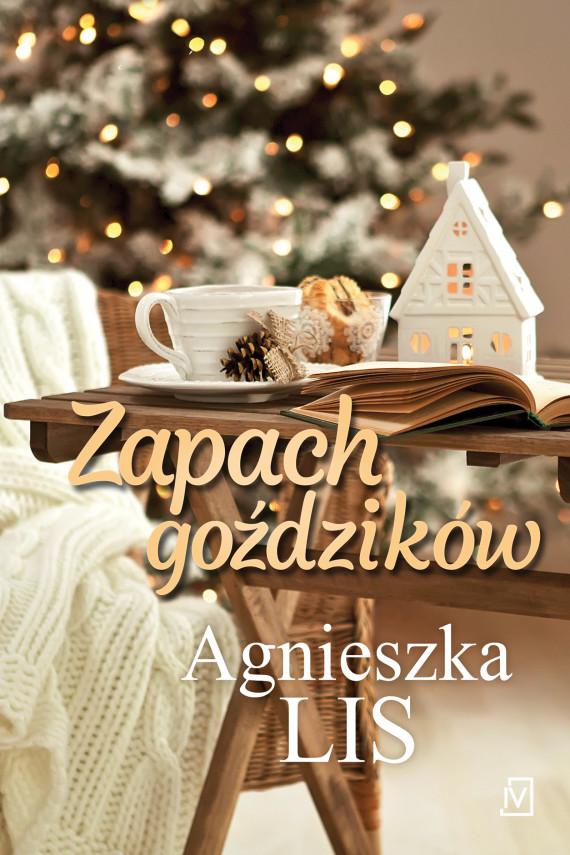 okładka Zapach goździkówebook | EPUB, MOBI | Agnieszka Lis