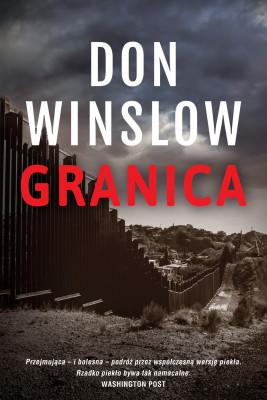 okładka Granica, Ebook | Don Winslow