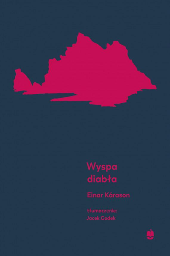 okładka Wyspa diabłaebook   EPUB, MOBI   Jacek Godek, Kárason Einar
