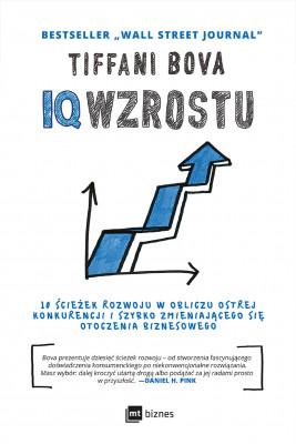 okładka IQ wzrostu, Ebook | Bova Tiffani