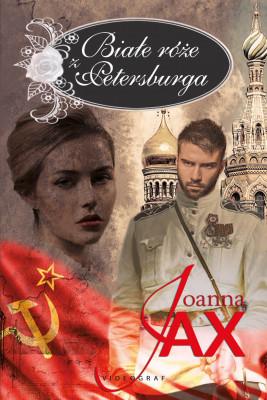 okładka Białe róże z Petersburga, Ebook | Joanna Jax