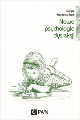 okładka Nowa psychologia dysleksji, Ebook   Grażyna Krasowicz-Kupis