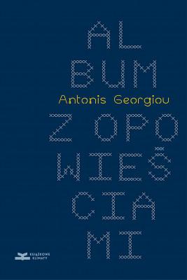 okładka Album z opowieściami, Ebook | Antonis Georgiou