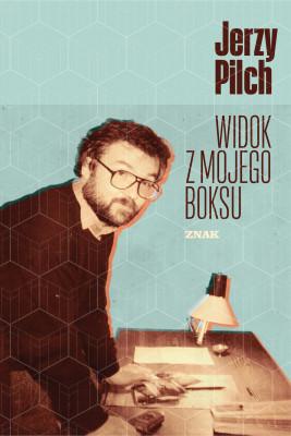 okładka Widok z mojego boksu, Ebook | Jerzy Pilch