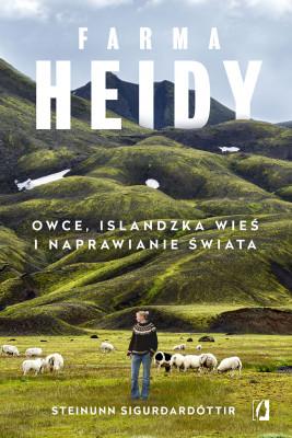 okładka Farma Heidy, Ebook | Steinunn Sigurðardóttir