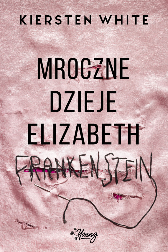 okładka Mroczne dzieje Elizabeth Frankensteinebook | EPUB, MOBI | Kiersten White