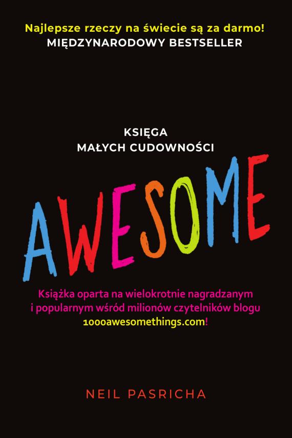okładka Awesome. Księga małych cudownościebook | EPUB, MOBI | Pasricha Neil, Malwina Maria Stopyra