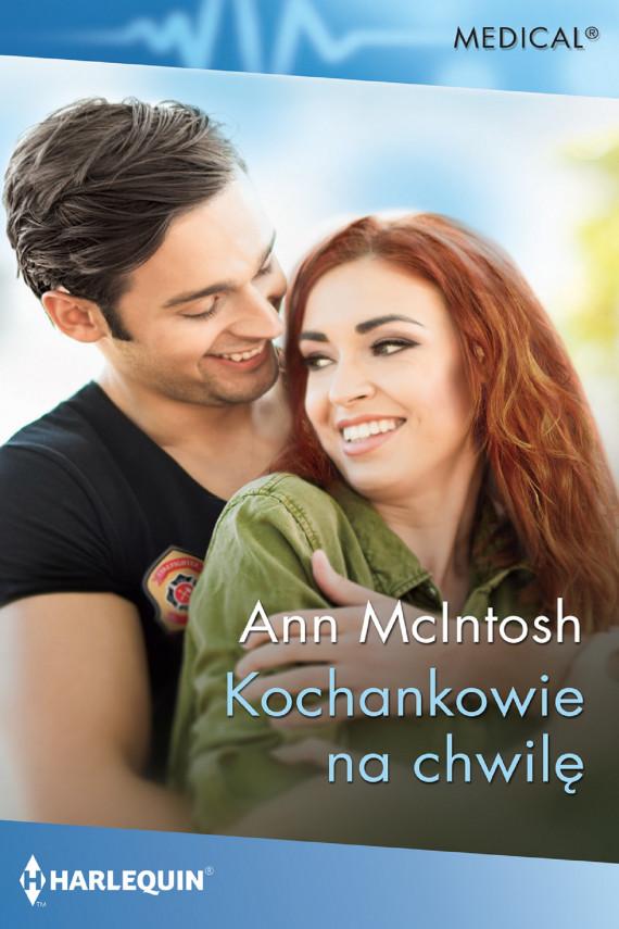 okładka Kochankowie na chwilęebook | EPUB, MOBI | Ann McIntosh