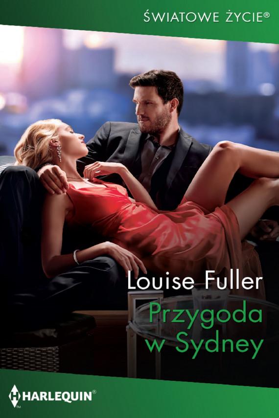 okładka Przygoda w Sydneyebook | EPUB, MOBI | Louise Fuller