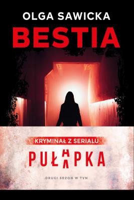 okładka Bestia, Ebook | Sawicka Olga