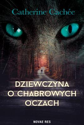 okładka Dziewczyna o chabrowych oczach, Ebook | Catherine Cachée
